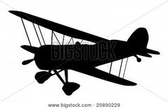 airplane silhouette - Google Search