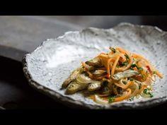 Japanese smelts (nanbazuke) recipe - Japanese Cuisine