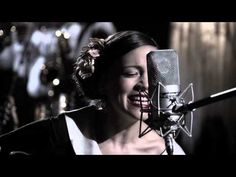 You know Natalia Lafourcade? She's a mexican singer with a beautiful voice and a lovely vintage style!