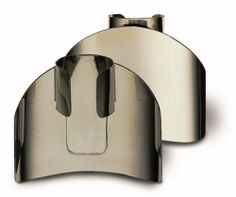 Deglon 59052 2-Inch Finger Guard Digiclass, Stainless Steel by Deglon. $9.95. Durable, ergonomically shaped; tip holds food in place. High-quality guard  that protects fingers while slicing and dicing. Dishwasher-safe. Made in France; 2 inches by 2.3 inches. Made of stainless steel; welded ring easily adjusts to middle finger. The finger guard is a stainless steel shield that protects fingers while slicing and dicing. The interior of the shield has a welded ring...