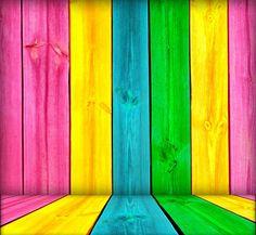 Aliexpress.com のkatehome2014から写真撮影の背景幕虹塗装された壁木レンガの壁の背景写真スタジオ用ntzc…