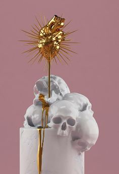 Sculpture by Hedi Xandt