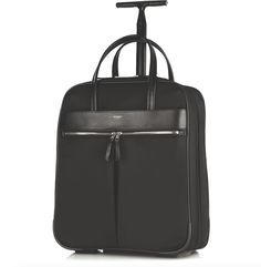 Knomo Burlington  The Burlington trolley is a wheeled business bag that is cabin sized #Style