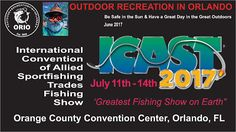 3502a405ef Outdoor Recreation In Orlando  ICAST 2017 Open July 11th July 11