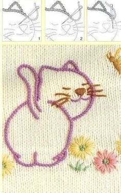 Bohin Crewel Embroidery Needles, Size 15 Per Package - Embroidery Design Guide Hand Embroidery Videos, Embroidery Sampler, Learn Embroidery, Hand Embroidery Stitches, Crewel Embroidery, Hand Embroidery Designs, Vintage Embroidery, Embroidery Techniques, Ribbon Embroidery