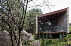 #architecture : Writer's Retreat / Architectare | ArchDaily