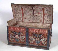 Digitalt Museum - Kiste