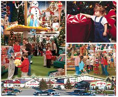 Bronner's Christmas Wonderland - the world's largest Christmas store (open 361 days a year!) - Frankenmuth, MI