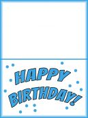 All the free printable graphics you need for Printable Birthday Cards! Find a printable like Printable Birthday Cake Card and much more.
