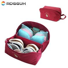 Temperate 1x 6color Multifunction Portable Waterproof Travel Organiser Tote Shoes Pouch Clothing & Wardrobe Storage