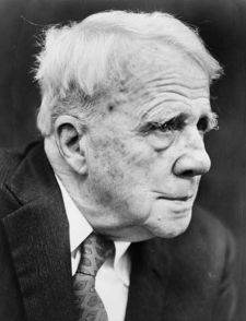 """Resource Guide: Robert Frost, Consultant in Poetry, 1958-59. Provides selected online resources related to Robert Frost. Humanities and Social Sciences Division. Photo: """"Robert Frost, poet who is 85 years old today"""" by Walter Albertin, 1959. Library of Congress Prints and Photographs Division."""