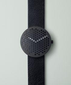 bikupa wristwatch by alexander lervik