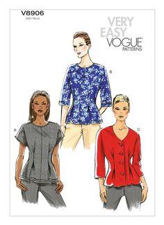 V8906 | Vogue Patterns