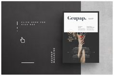 """Check out this @Behance project: """"Magazine Layout"""" https://www.behance.net/gallery/48387413/Magazine-Layout"""