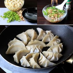 Chinese Vegan PotStickers – China Sichuan Food