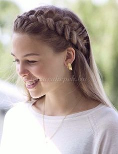 Hair Prom Headband Dutch Braids 23 Ideas For 2019 Tree Braids Hairstyles, Braided Hairstyles, Hair Issues, Hair Dos, Prom Hair, Hair Inspiration, Hair Beauty, Long Hair Styles, Braid Hairstyles