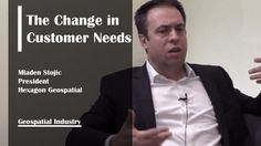 The Change in Geospatial Business Models