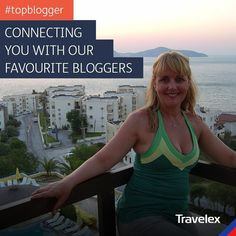 Very pleasd to announce that this week I am @travelexuk's #topblogger. Thank you very much!
