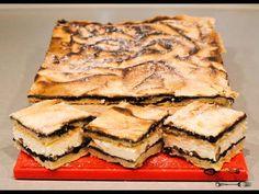 Sahara - pyszne ciasto na kruchym spodzie - YouTube Food Cakes, Spanakopita, Cake Recipes, Sandwiches, Food And Drink, Bread, Cookies, Ethnic Recipes, Youtube