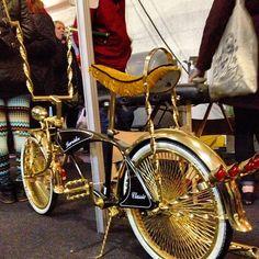 #lowrider bikes @Tom John Frost.