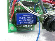 Lowrance Fish Finder Repair