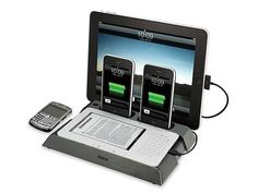 Charging Stationwith space for reader and tablet