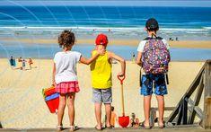 A la plage aussi, vous êtes dorénavant exposé aux ondes. Demain Conseils mesure objectivement votre exposition. Partout en France. Lily Pulitzer, France, Dresses, Fashion, Radiation Exposure, Advice, Beach, Vestidos, Moda
