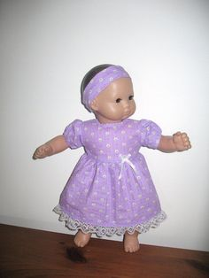 Doll Clothes for Bitty Baby or Bitty Twin by roseysdolltreasures, $10.00