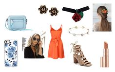 """""""Untitled #42"""" by rosettastarlight on Polyvore featuring WithChic, Ippolita, Estée Lauder, Franco Sarto, Chantecler, Casetify and Rebecca Minkoff"""