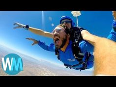 Top 10 Coolest Jobs in the World - YouTube