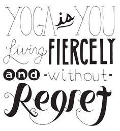 Yoga is You @Sadie Guthrie Guthrie Nardini