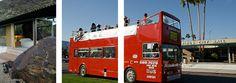 Double Decker Architectural Bus Tours - Modernism Week Palm Springs
