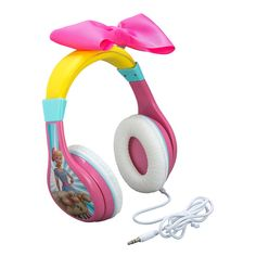 Disney/Pixar Toy Story Bo Peep Headphones by eKids, Brt Pink Crown Headphones, Over Ear Headphones, Different Braid Styles, Costume Birthday Parties, Disney Jasmine, Recycled Gifts, Bo Peep, Little Fashionista, Jojo Siwa