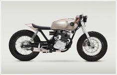 Honda CB250 92