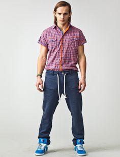 Spodnie męskie litfashion | SHOWROOM
