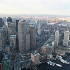 Cloud 9 Living - Boston Helicopter Tour (for 2+)