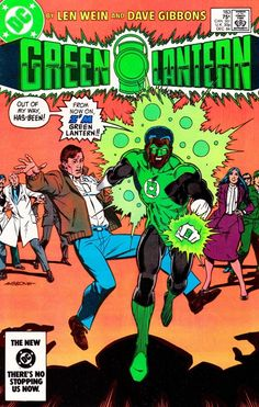 Green Lantern December cover by Dave Gibbons Comic Book Covers, Comic Books, Guardians Of The Universe, Dave Gibbons, Green Lantern Corps, Sales Image, New Green, Dc Heroes, Dark Night