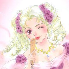 Princess by manga artist Akemi Takada.