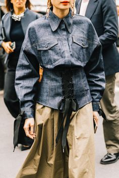 Street Style #PFW / Día 6 / 2 de octubre de 2017