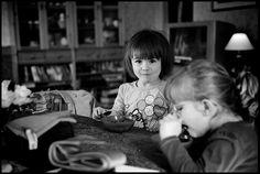 Cutie II by Davidap2009, via Flickr (beautiful black & white photographs, 35mm)