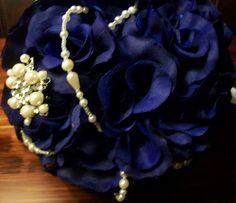 pearls and brooch MyGlorifiedLife