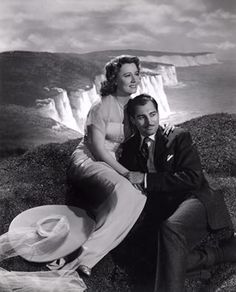 """Irene Dunne and Alan Marshal in """"White Cliffs of Dover"""""""
