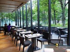 アマン東京カフェ