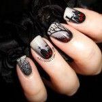 16 Halloween nail art