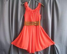 stylish dress!