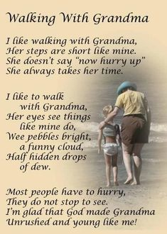 Walking With Grandma mothers day grandmother grandma happy mothers day happy mothers day pictures mothers day quotes happy mothers day quotes mothers day quote mother's day happy mother's day quotes