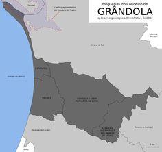 Freguesias do concelho de Grândola