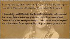 Last words of Queen Mary of Romania / Ultimele cuvinte ale Reginei Maria a Romaniei Queen Mary, Descendants, Edinburgh, Royals, Ale, Words, Ale Beer, Royalty, Horse