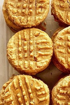 """The Whole Jar of Peanut Butter Cookies 