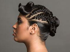 Hair: Kristen Linares STL based stylist MUA: Sophia Spoto Photographer: Josh Pyles